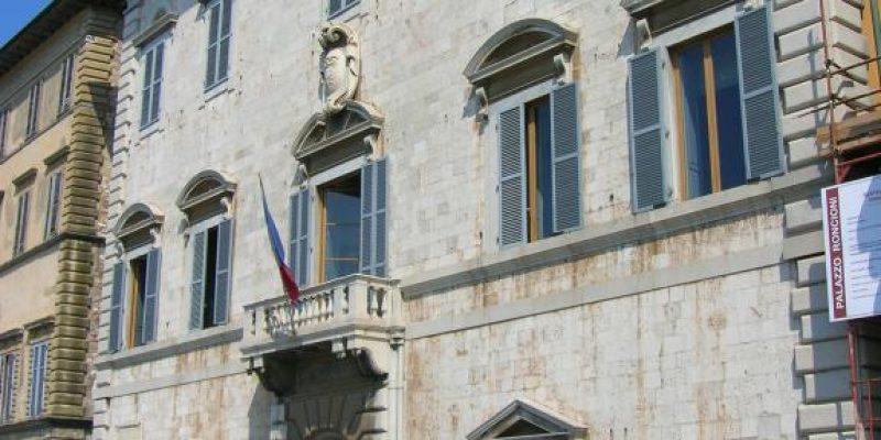 Palazzo Toscanelli Archivio Di Stato Di Pisa